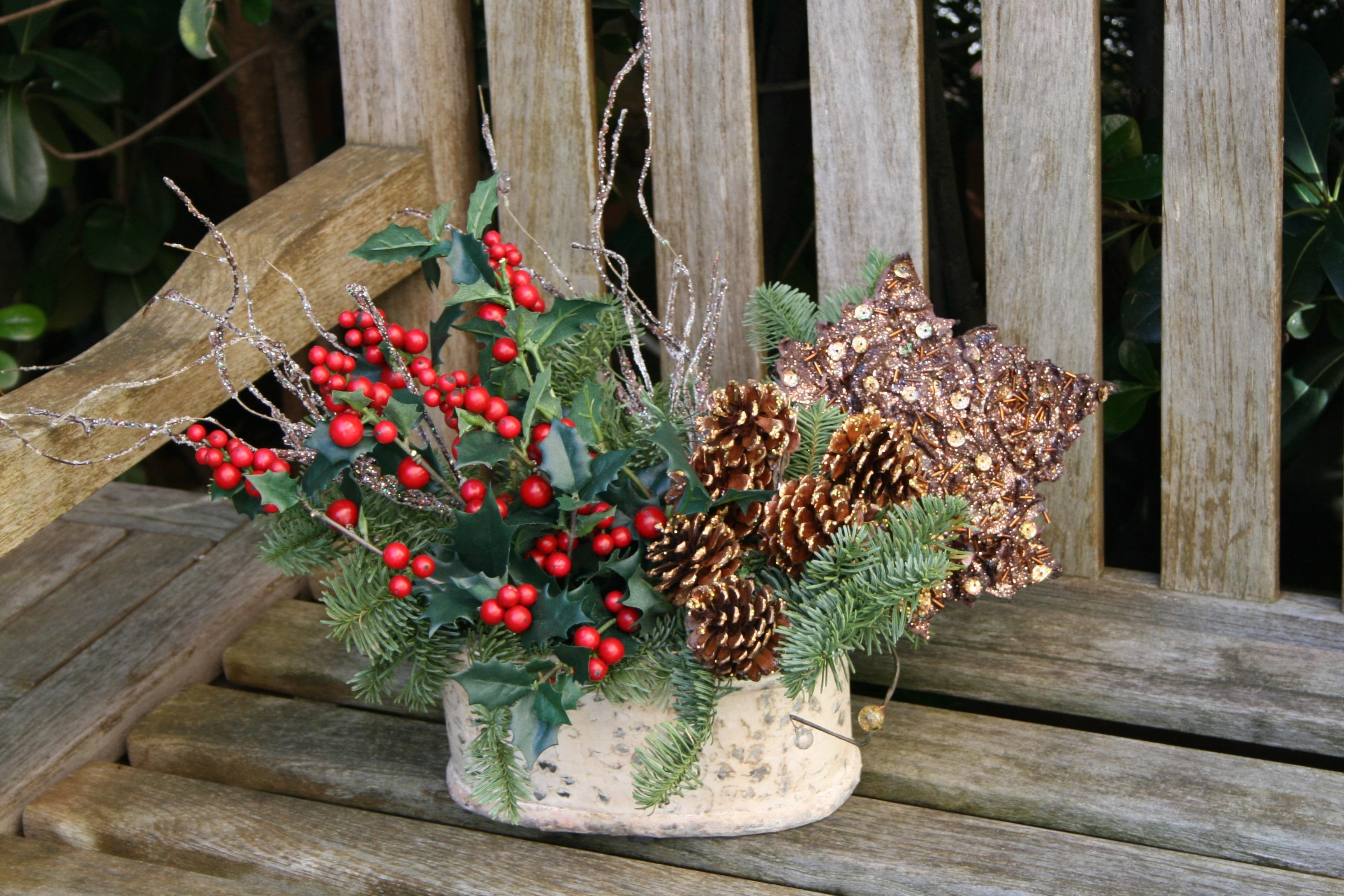 Las mejores flores para regalar en Navidad