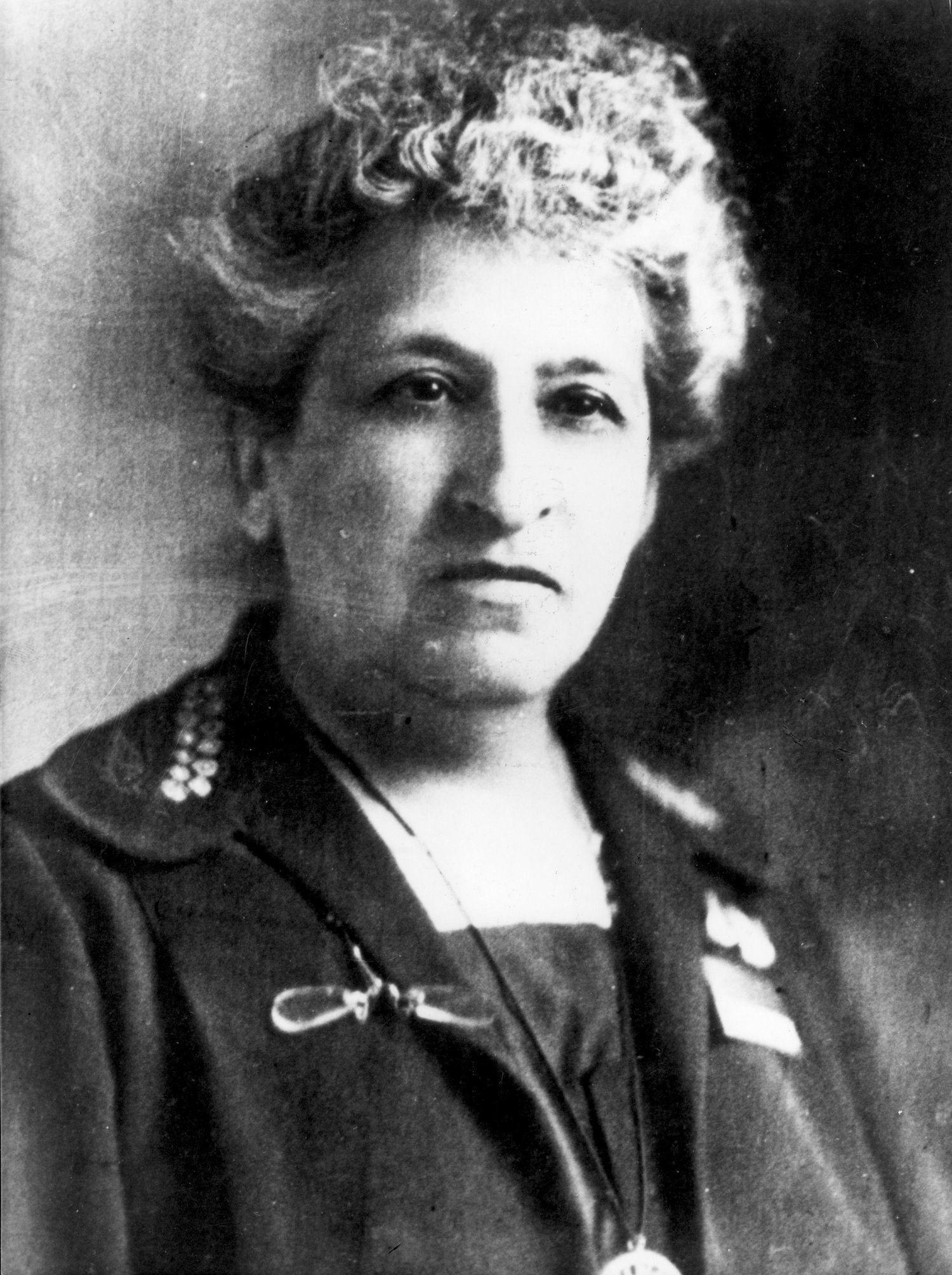 Aletta Jacobs, pionera feminista
