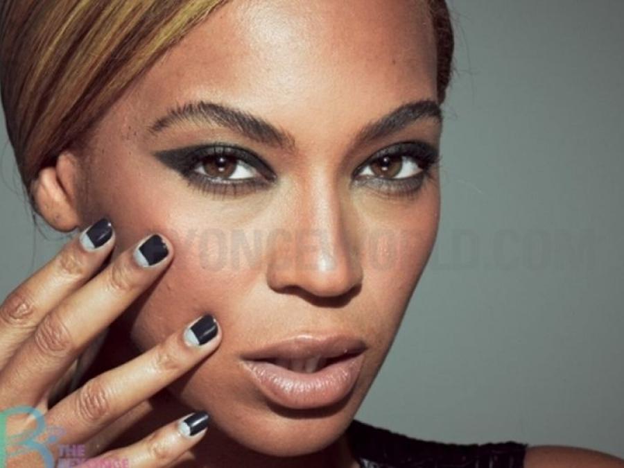 La cara de Beyoncé sin Photoshop