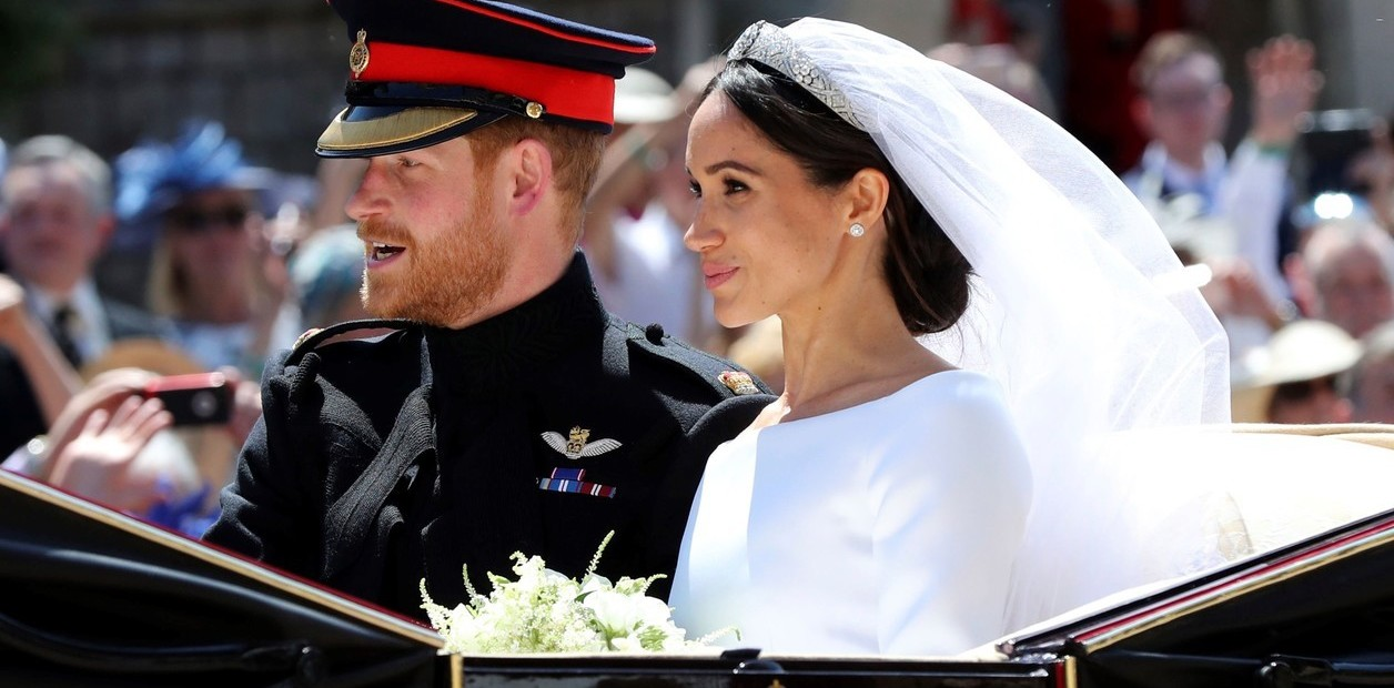Boda Real Harry y Meghan