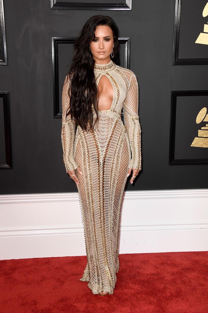 Alfombra roja Grammy 2017