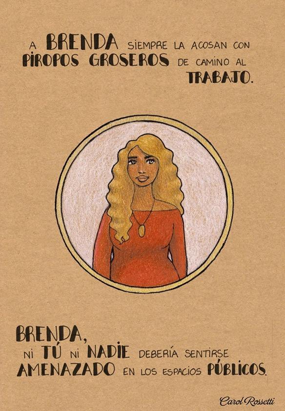 Ilustraciones feministas de Carol Rossetti