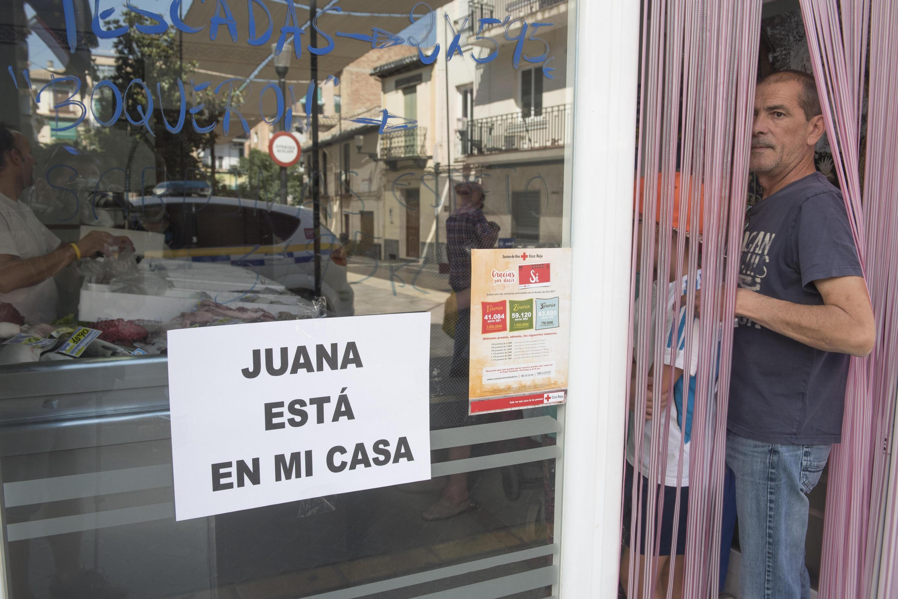 Campaña de apoyo a Juana Rivas