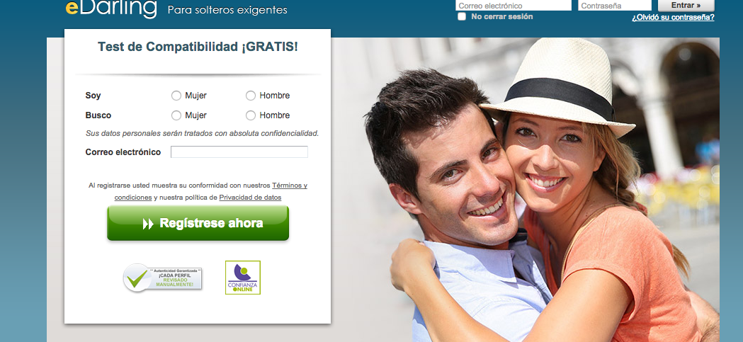 páginas de internet para encontrar pareja