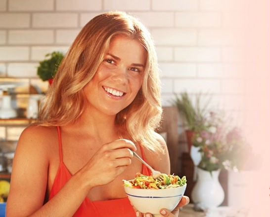 Madeleine Shaw, it girl comida saludable
