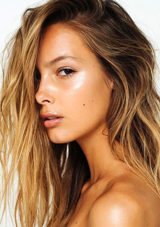 Maquillaje efecto 'glow'