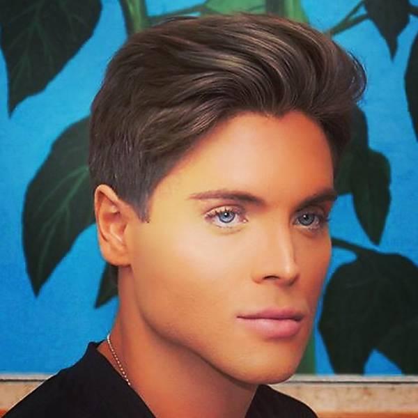 Mauricio Galdi, el nuevo Ken humano