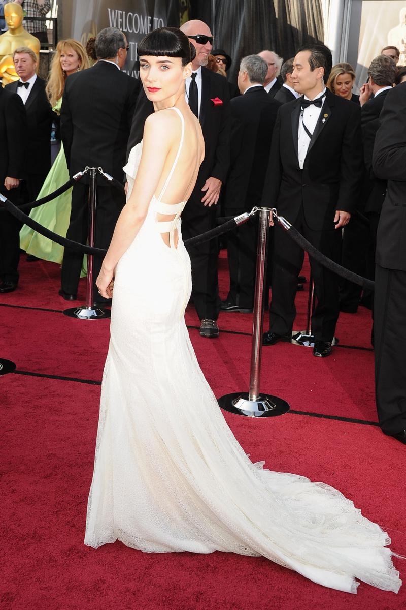 mejor vestidas, Premios Oscar 2012