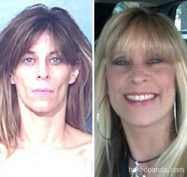 El cambio de mujeres que dejaron las drogas