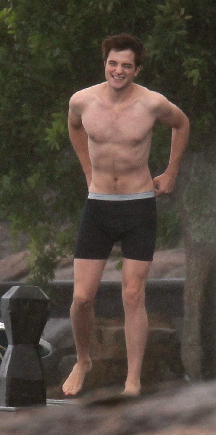 Celeb Rob Pattinson Nude Photos Scenes