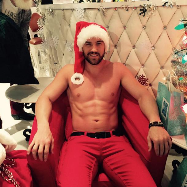 Los Papá Noel más sexys