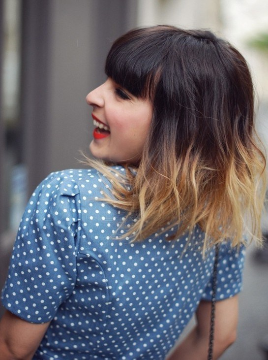 9 peinados para melena corta estarguapas - Peinados melena corta ...