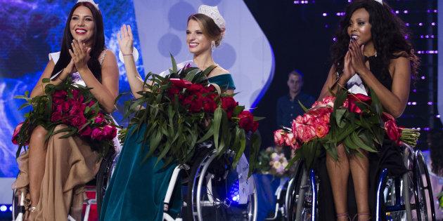 Miss Mundo silla de ruedas 2017