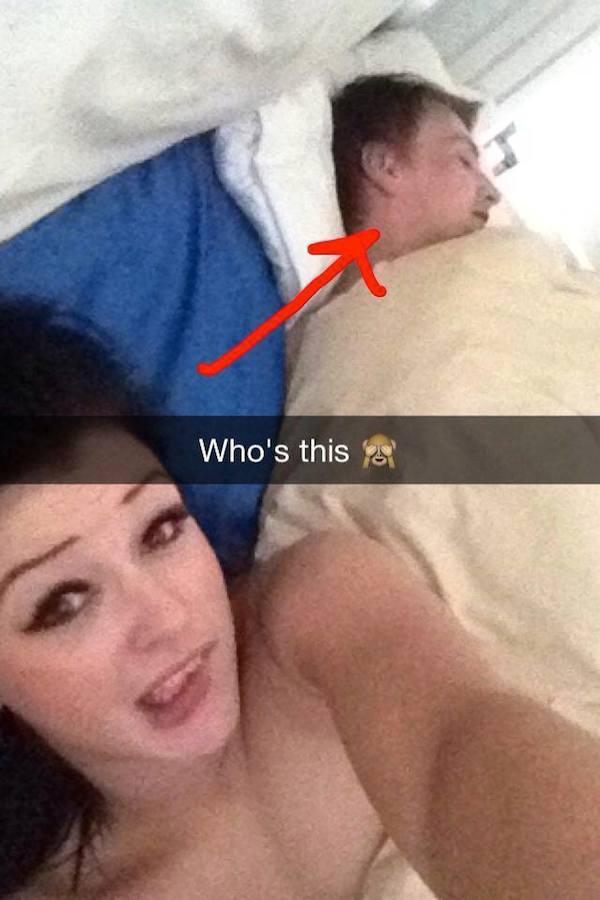 Los selfies más divertidos después del sexo
