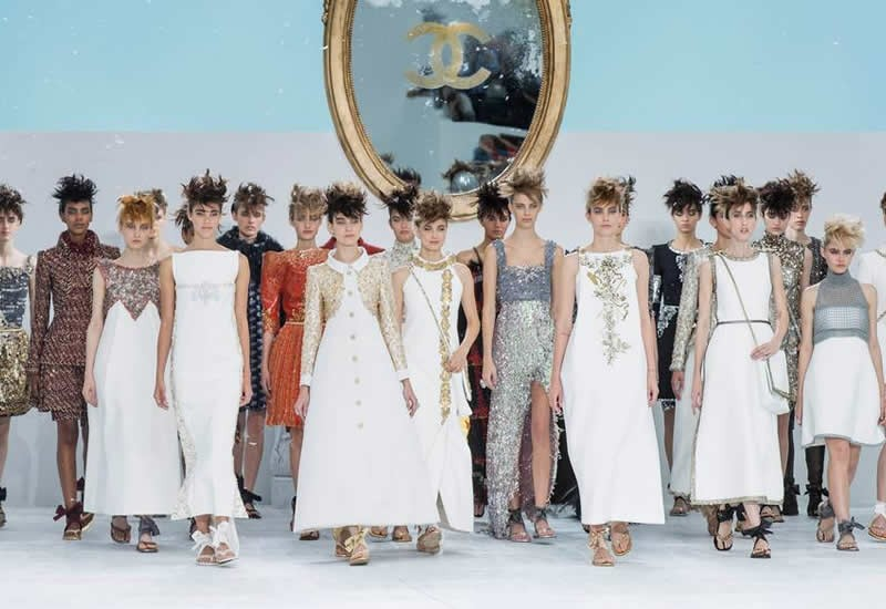 Chanel Haute Couture aw 2014