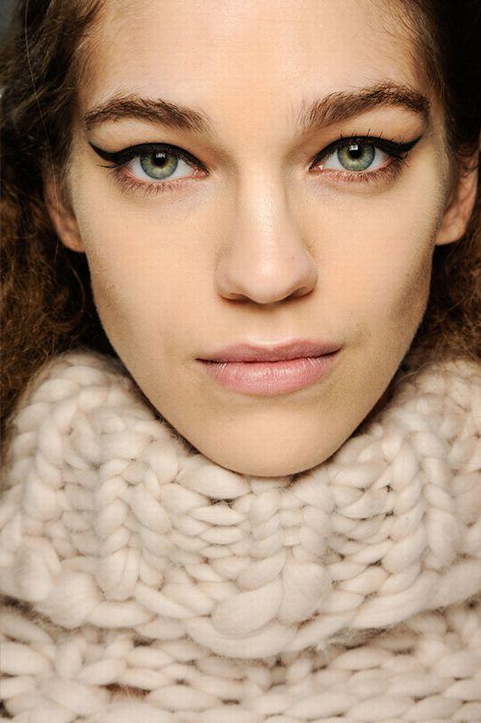 Maquillaje para ojos pequeños