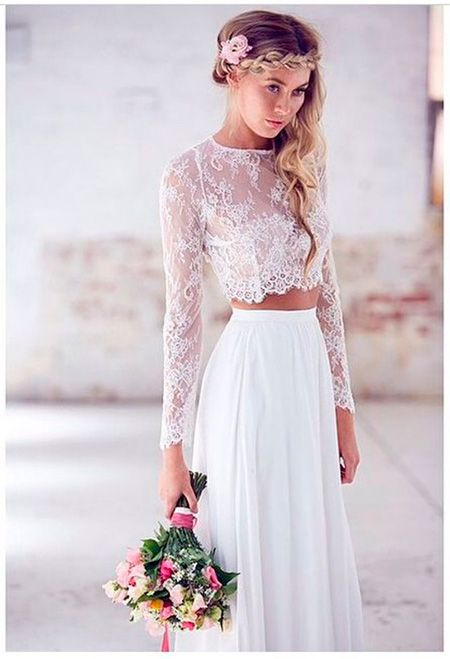 65f3e1caa Vende su vestido de novia para pagar el divorcio y el anuncio da la ...