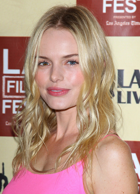 Maquíllate como Kate Bosworth