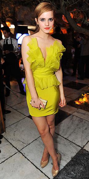 Yo de mayor quiero ser Emma Watson