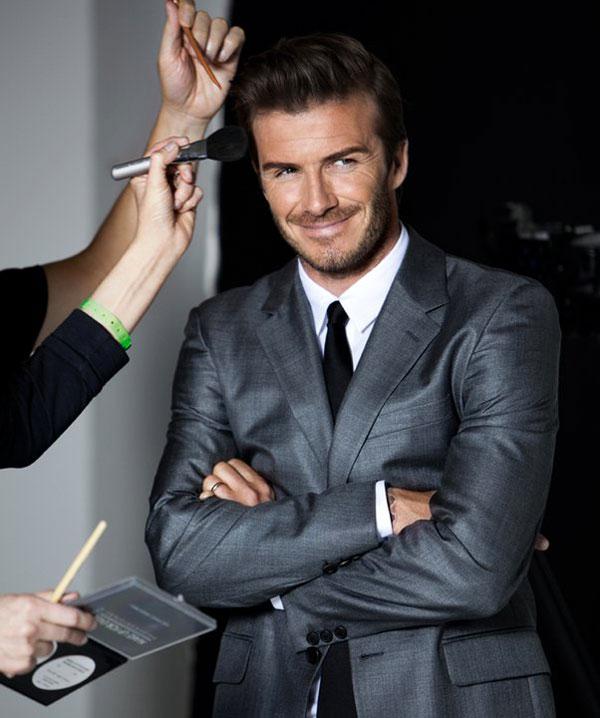 David Beckham lanzará perfume nuevo en septiembre