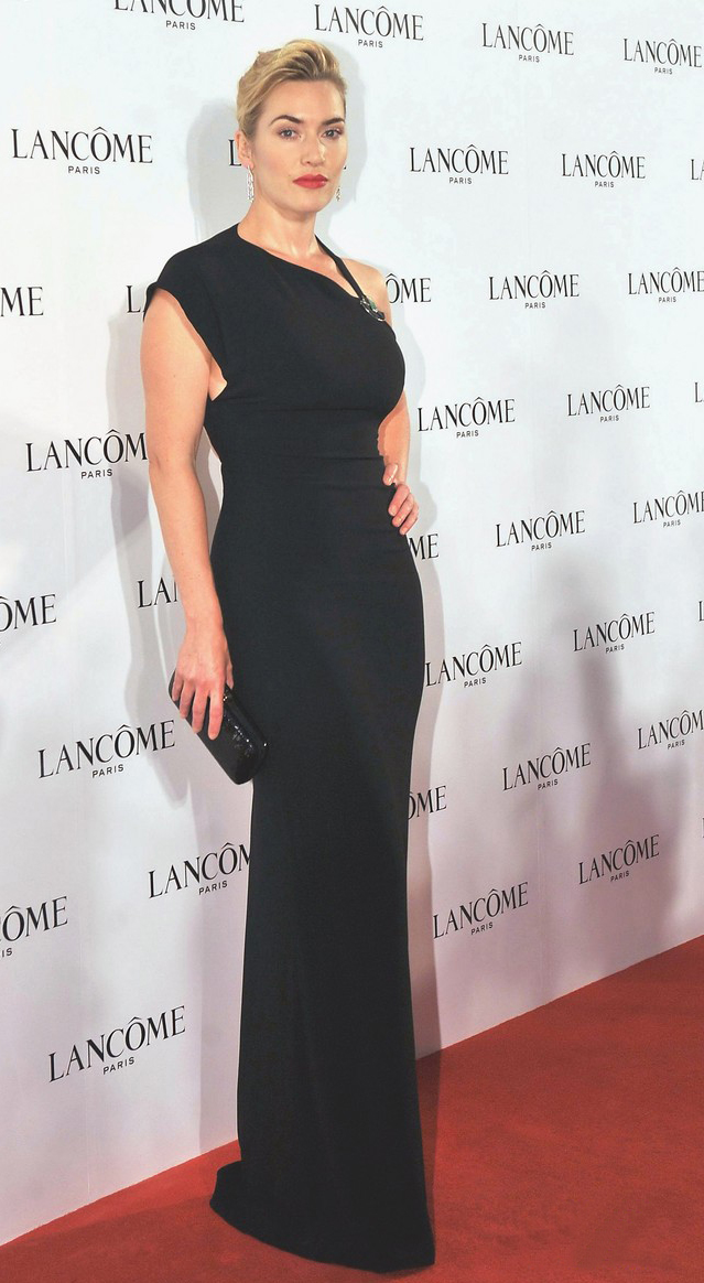 Kate Winslet deslumbra en Beijing