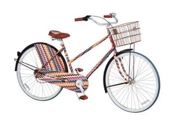 La bicicleta de Missoni para Target es nuestro más oscuro objeto de deseo
