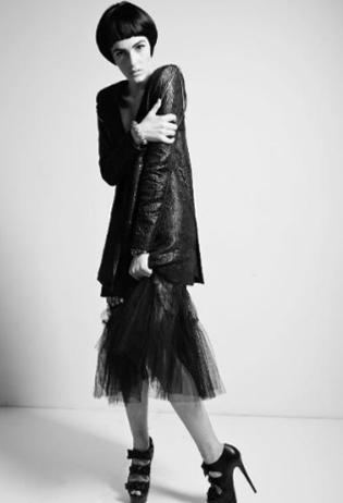 La hermana de Lindsay Lohan ficha por la agencia de modelos NEXT