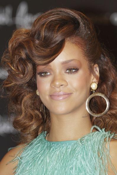 Nuevo look de Rihanna