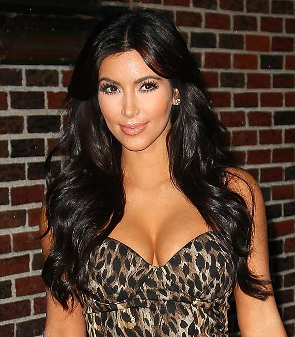 Kim Kardashian quiere conquistar el mundo (del maquillaje)