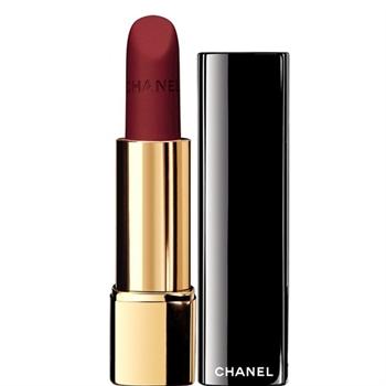 Labios aterciopelados con la nueva colección de Chanel