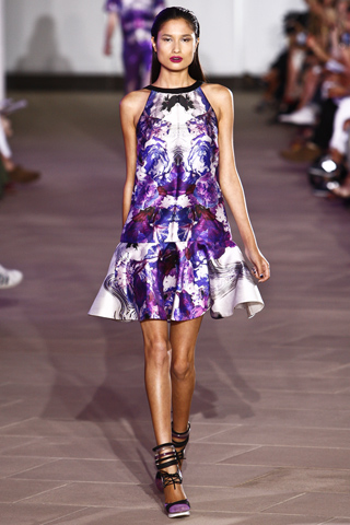 Prabal Gurung llena de color New York