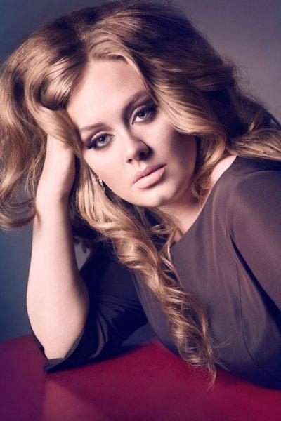 Adele, preciosa en la edición inglesa de Vogue