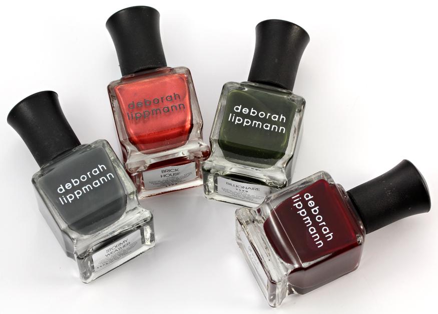 Los esmaltes de Deborah Lippmann vistieron las uñas de las modelos en la Semana de la Moda de Nueva York