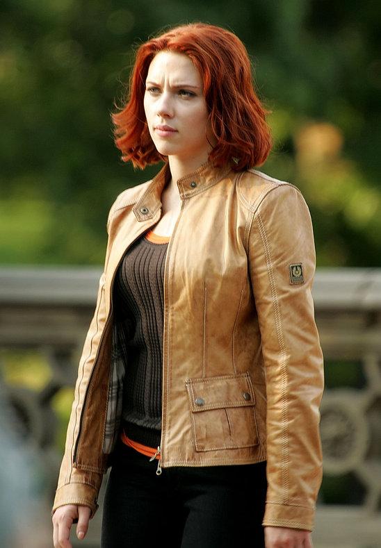 Scarlett Johansson cada día se parece más a Alaska