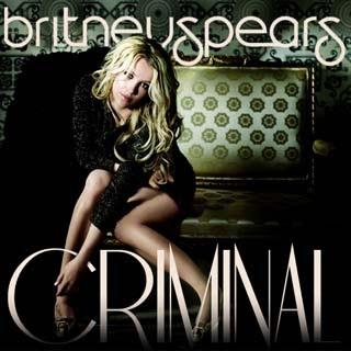 Britney Spears luce en Criminal un vestido mullet