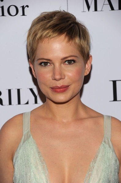Michelle Williams una Marilyn de Dior