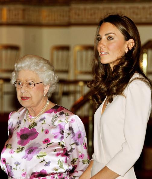 La Reina no quiere que Kate Middleton aparezca en la portada de Vogue