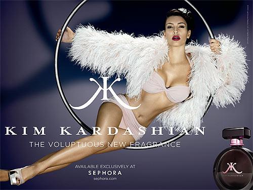 50 Millones en beneficios por las ventas de los perfumes de Kim Kardashian