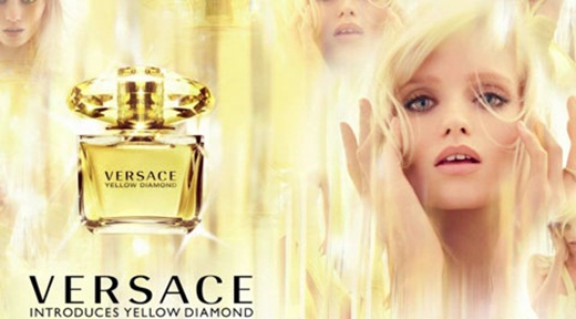 Yellow Diamond, el perfume de Donatella Versace