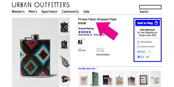 """Urban Outfitters se deshace del término """"navajo"""""""