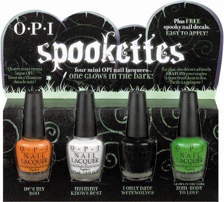 Spooketes, OPI grita ¡¡Truco o trato!!
