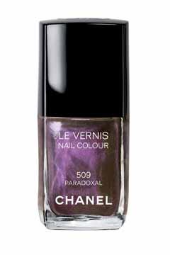 Paradoxal de Chanel, el recién llegado a mi colección de esmaltes de uñas