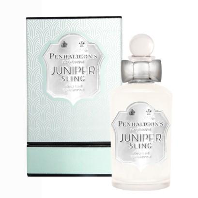 Penhaligon's y su perfume de ginebra