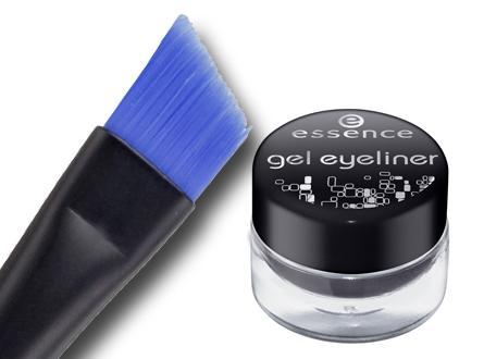 Probamos el eyeliner en gel de Essence