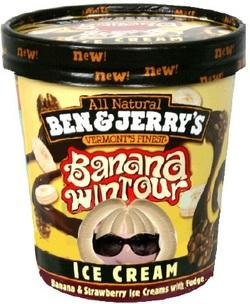 Ben & Jerry's le dedica una colección de helados al mundo de la moda