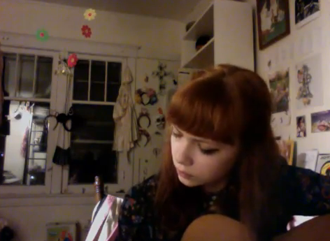 Otra canción chica de guitarra