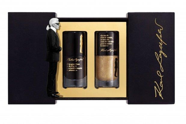 Sephora y la colección de maquillaje de Karl Lagerfeld