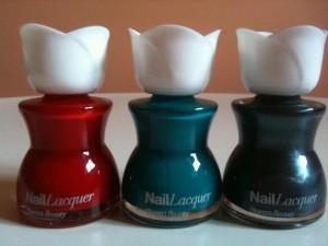 Probamos los esmaltes de uñas de Blanco