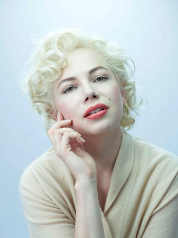 ¿Nos creeremos a Michelle Williams como Marilyn Monroe?