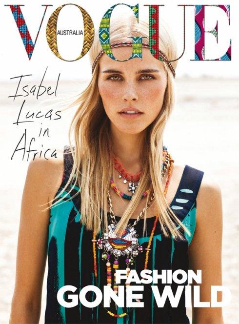 Portadas de Vogue que enamoran: Italia y Australia